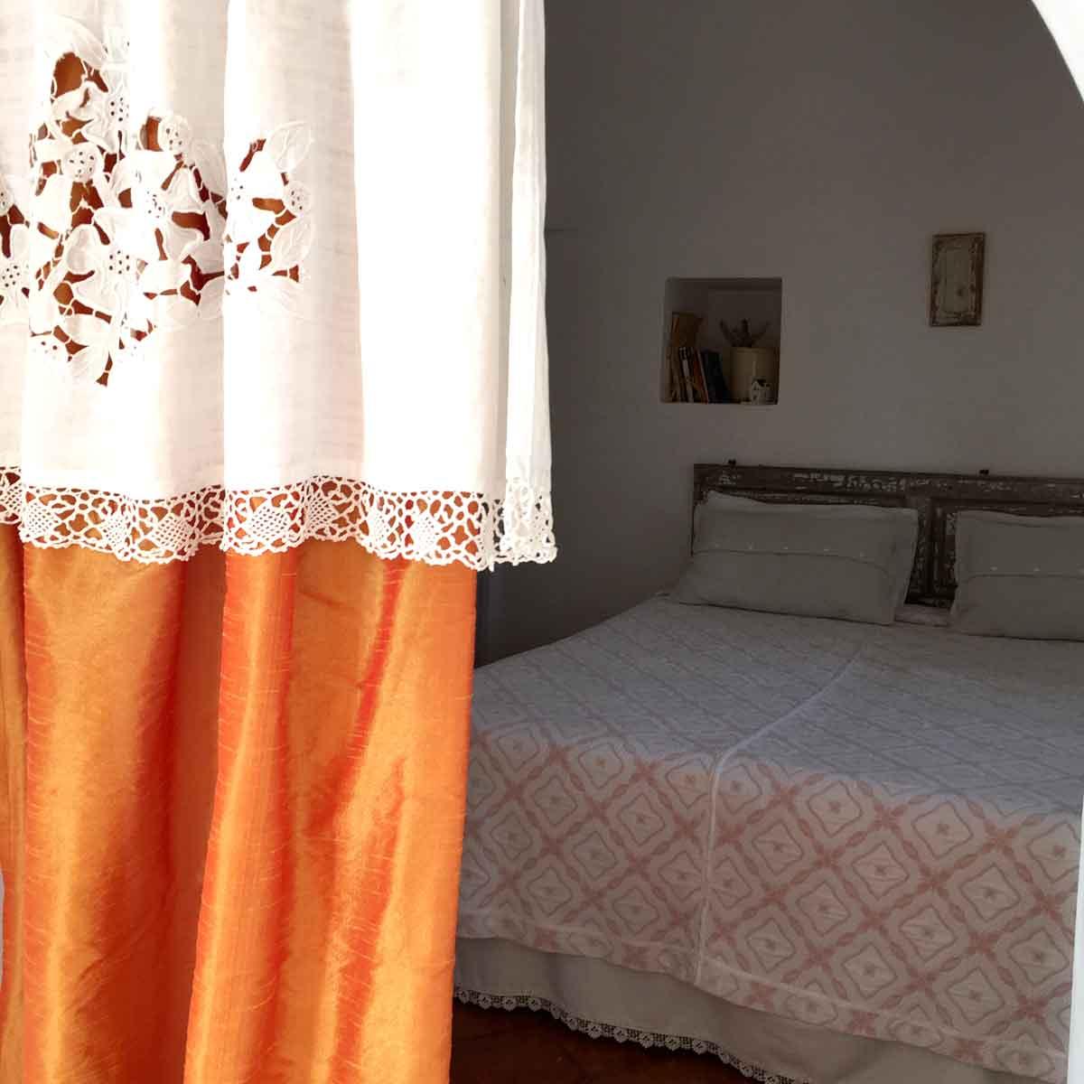 camera-da-letto-trullo per due persone